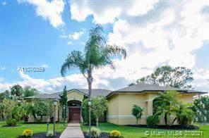 16724 N 63rd Rd N, Loxahatchee, FL 33470 (MLS #A11076359) :: The Pearl Realty Group