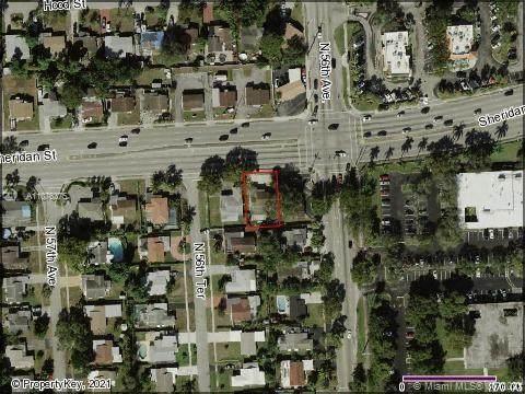 5610 Sheridan St, Hollywood, FL 33021 (MLS #A11076375) :: Vigny Arduz | RE/MAX Advance Realty