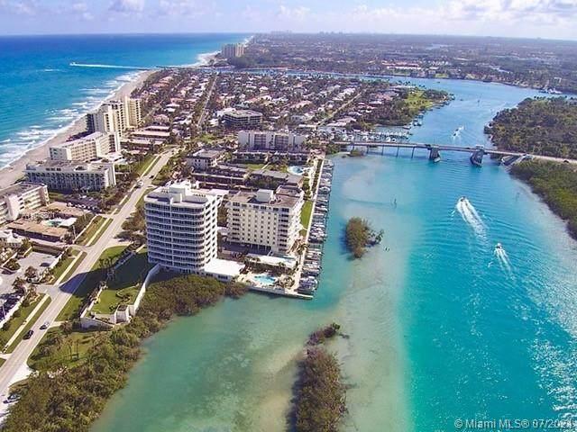 425 Beach Rd 2O, Tequesta, FL 33469 (MLS #A11076601) :: Re/Max PowerPro Realty
