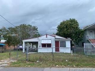 919 NW 29th Ter, Miami, FL 33127 (#A11077575) :: Dalton Wade