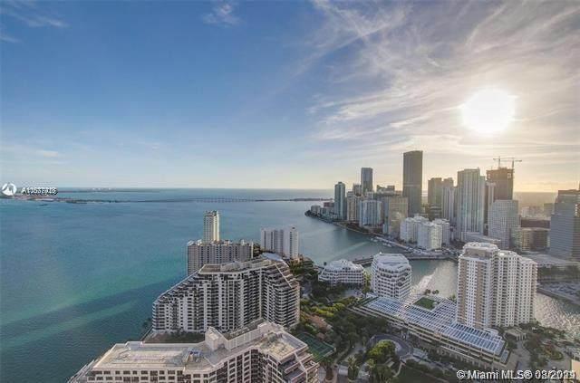 848 Brickell Key Dr #3803, Miami, FL 33131 (MLS #A11077928) :: Prestige Realty Group