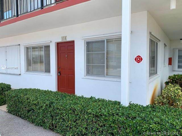 2960 Lake Osborne Dr #110, Lake Worth, FL 33461 (MLS #A11077963) :: United Realty Group