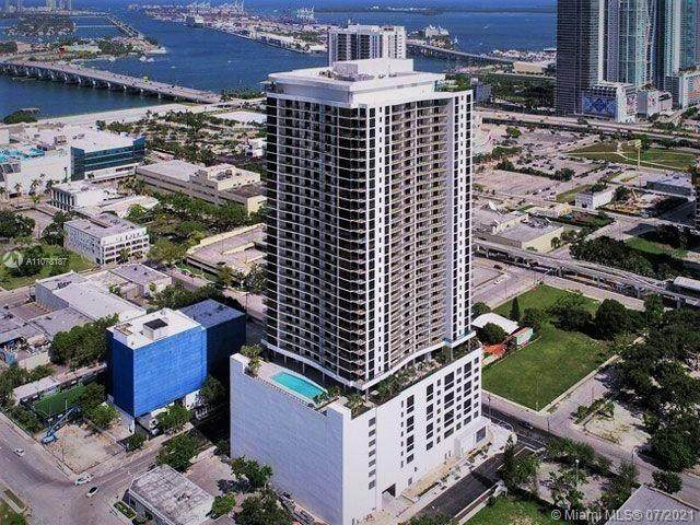 1600 NE 1st Ave #2512, Miami, FL 33132 (MLS #A11078187) :: Berkshire Hathaway HomeServices EWM Realty