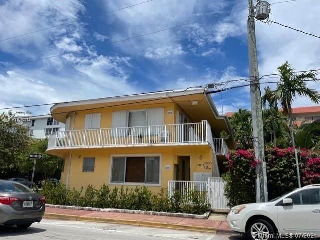 7800 Harding Ave #9, Miami Beach, FL 33141 (MLS #A11078312) :: Dalton Wade Real Estate Group