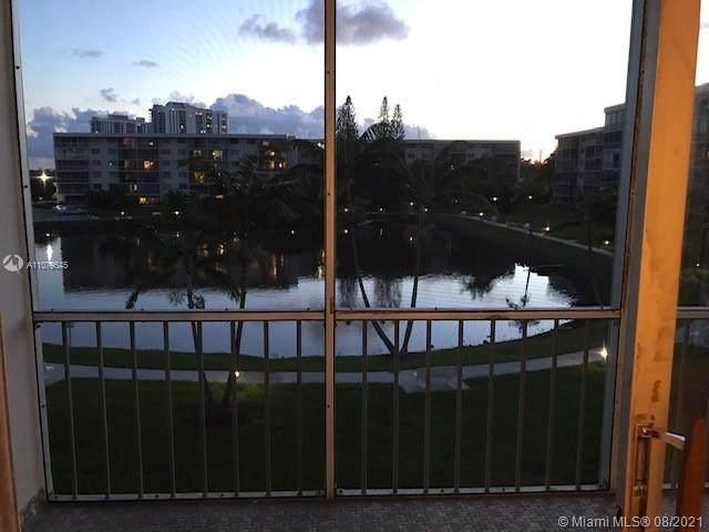 2855 Leonard Dr H309, Aventura, FL 33160 (MLS #A11079545) :: Green Realty Properties