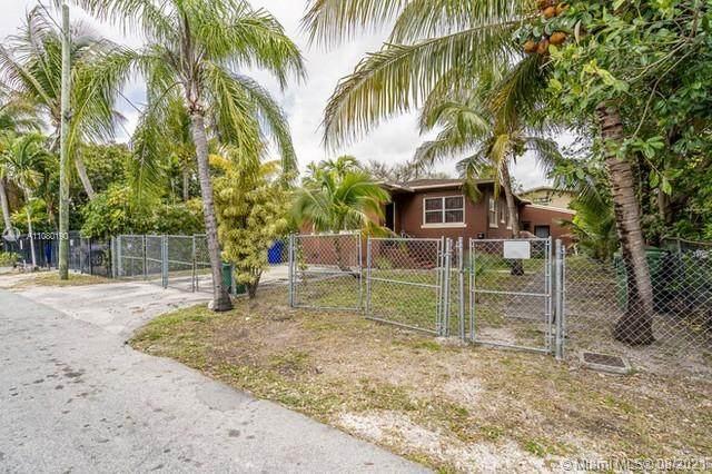 321 NE 55th Ter, Miami, FL 33137 (MLS #A11080190) :: GK Realty Group LLC