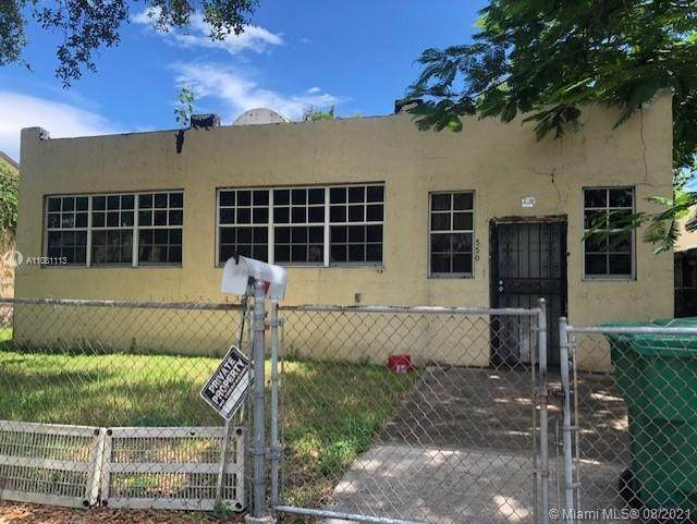 550 NW 42nd St, Miami, FL 33127 (MLS #A11081113) :: GK Realty Group LLC