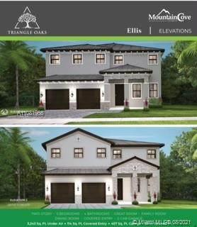 13181 SW 223 St, Miami, FL 33170 (#A11081956) :: Posh Properties