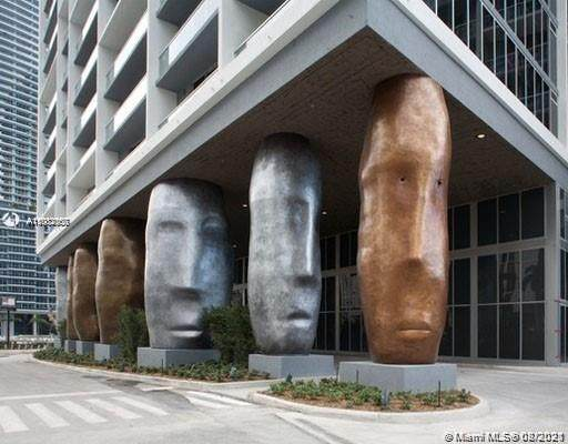 495 Brickell Ave #421, Miami, FL 33131 (MLS #A11082107) :: GK Realty Group LLC