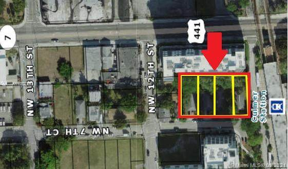 1157 NW 7th Ct, Miami, FL 33136 (MLS #A11082254) :: Douglas Elliman