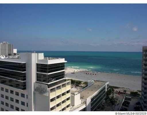 100 Lincoln Rd #1612, Miami Beach, FL 33139 (MLS #A11084323) :: Berkshire Hathaway HomeServices EWM Realty