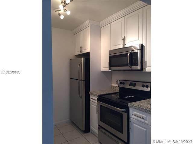 101 SW 132nd Way 408J, Pembroke Pines, FL 33027 (MLS #A11086088) :: Equity Realty