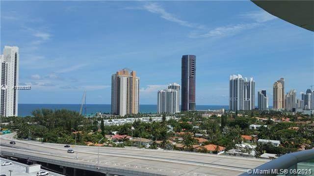 19390 Collins Ave #1402, Sunny Isles Beach, FL 33160 (MLS #A11086137) :: The MPH Team