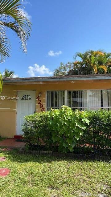 4296 SW 49th St, Dania Beach, FL 33314 (MLS #A11086161) :: Equity Realty