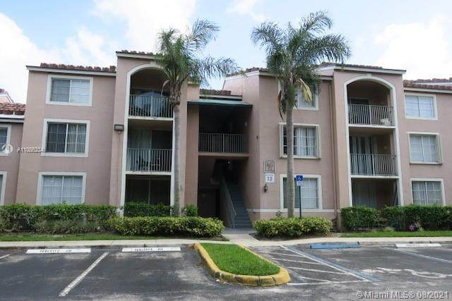 12172 Saint Andrews Pl #306, Miramar, FL 33025 (MLS #A11086234) :: Douglas Elliman