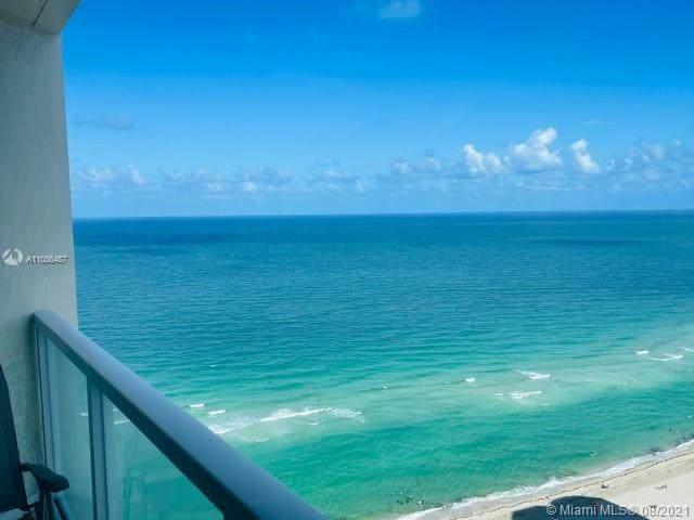 16699 Collins Ave #2709, Sunny Isles Beach, FL 33160 (MLS #A11086487) :: GK Realty Group LLC