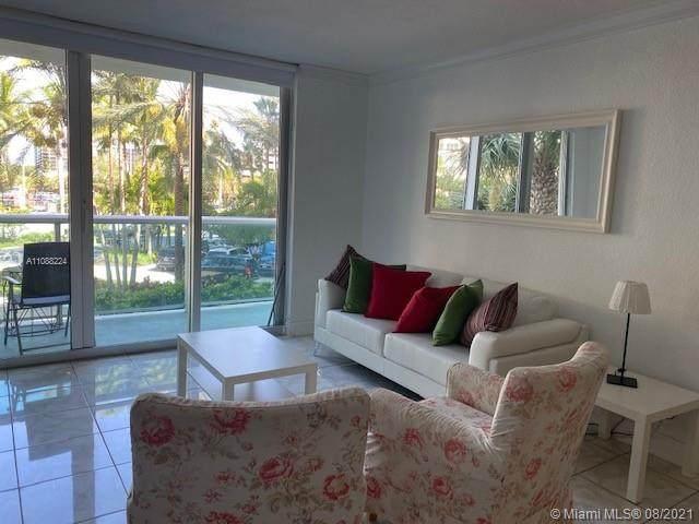 3801 S Ocean Dr 2P, Hollywood, FL 33019 (MLS #A11088224) :: Green Realty Properties