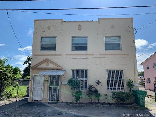 3025 NW 8th Ave, Miami, FL 33127 (MLS #A11088255) :: All Florida Home Team