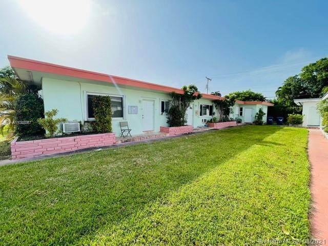 740 83rd St, Miami Beach, FL 33141 (MLS #A11088567) :: Castelli Real Estate Services