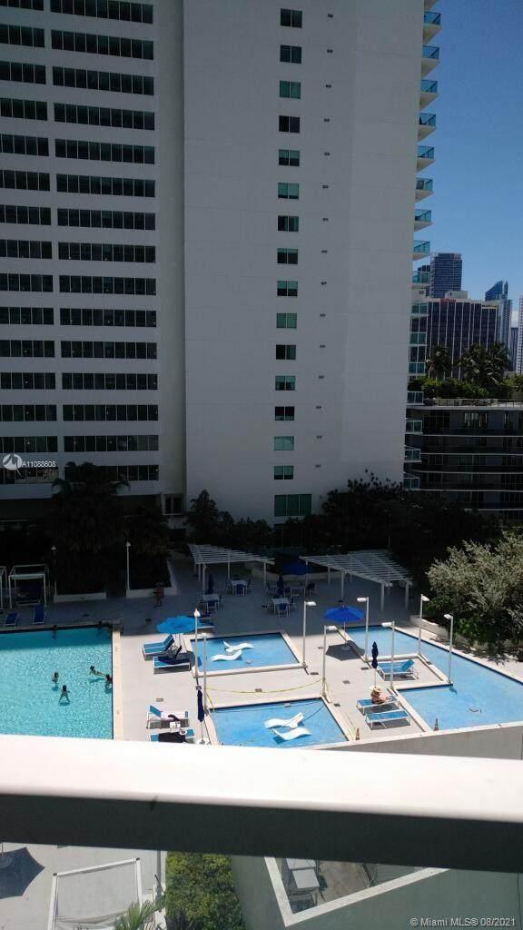 1900 N Bayshore Dr #1509, Miami, FL 33132 (MLS #A11088608) :: Castelli Real Estate Services