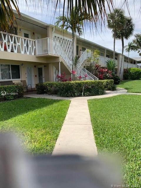 900 Atlantic Shores Blvd #231, Hallandale Beach, FL 33009 (MLS #A11088911) :: Jo-Ann Forster Team