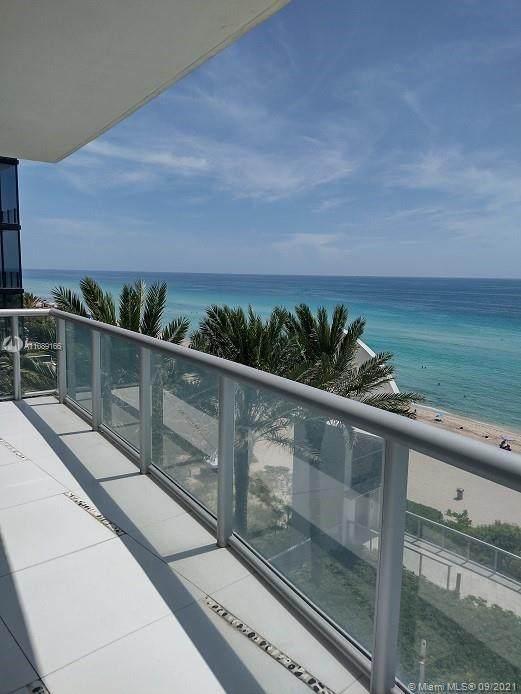 17121 Collins Ave #907, Sunny Isles Beach, FL 33160 (MLS #A11089166) :: GK Realty Group LLC