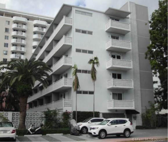 1620 West Ave #304, Miami Beach, FL 33139 (MLS #A11090662) :: GK Realty Group LLC