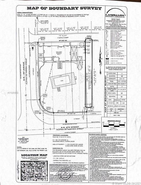 511 SW 1st Ave, Hallandale Beach, FL 33009 (MLS #A11091618) :: Green Realty Properties