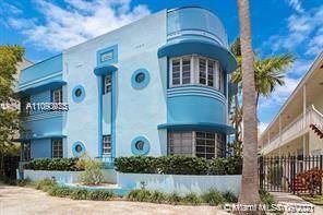 1250 Drexel Ave #9, Miami Beach, FL 33139 (MLS #A11093933) :: GK Realty Group LLC