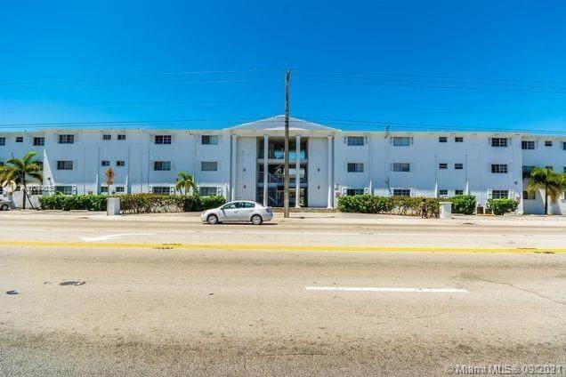 13700 NE 6th Ave #311, North Miami, FL 33161 (MLS #A11094835) :: The Rose Harris Group