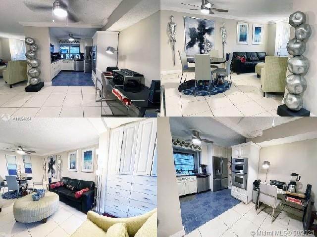 9151 Lime Bay Blvd #110, Tamarac, FL 33321 (MLS #A11094854) :: GK Realty Group LLC