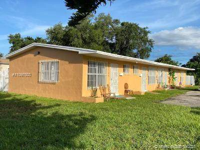 5763 NW 29th Ave, Miami, FL 33142 (MLS #A11097503) :: The Pearl Realty Group