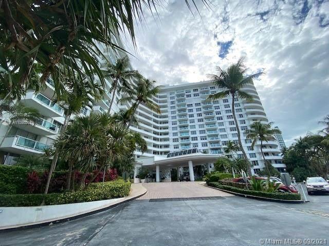 5161 Collins Ave #910, Miami Beach, FL 33140 (MLS #A11098048) :: Berkshire Hathaway HomeServices EWM Realty