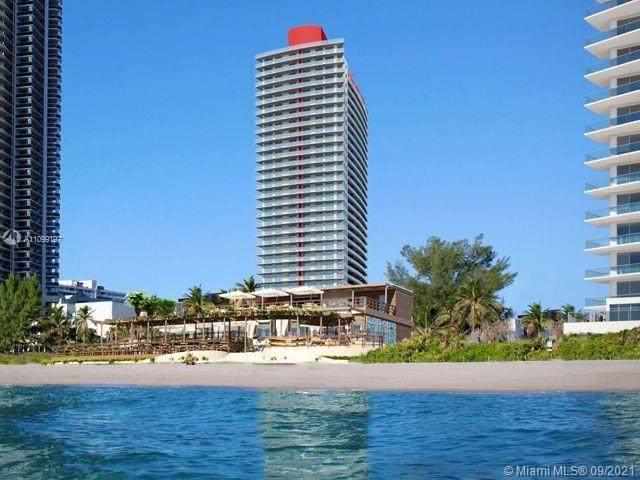 2600 E Hallandale Beach Blvd T2601, Hallandale Beach, FL 33009 (MLS #A11099197) :: The Riley Smith Group