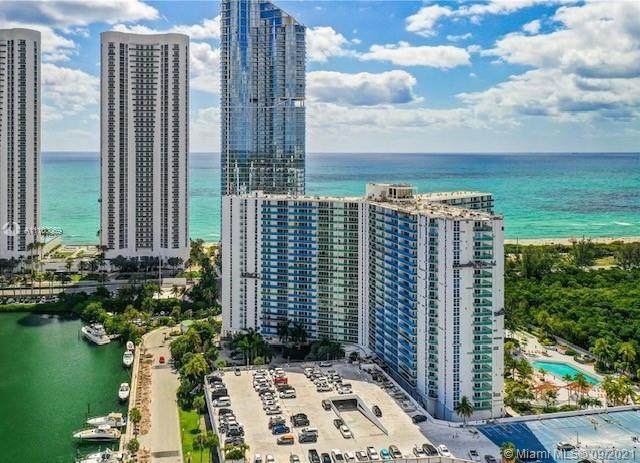 100 Bayview Dr #2029, Sunny Isles Beach, FL 33160 (MLS #A11100069) :: Onepath Realty - The Luis Andrew Group