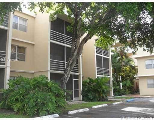 4215 N University Dr #109, Sunrise, FL 33351 (MLS #A11100180) :: Search Broward Real Estate Team