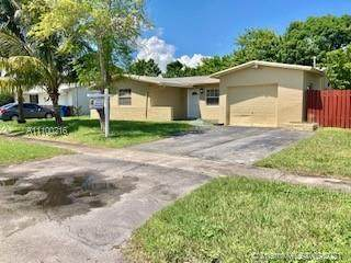 5911 NW 14th Ct, Sunrise, FL 33313 (MLS #A11100216) :: Search Broward Real Estate Team
