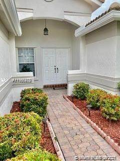 1490 NW 129th Ave, Sunrise, FL 33323 (MLS #A11100272) :: Search Broward Real Estate Team