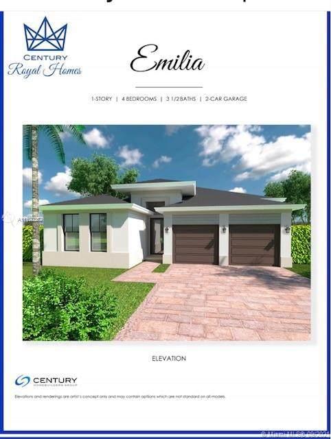 32200 SW 195 AVE, Homestead, FL 33030 (MLS #A11100352) :: GK Realty Group LLC