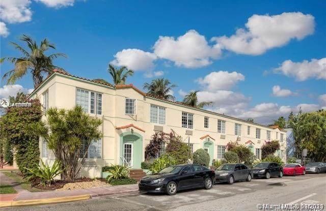 741 15th St #8, Miami Beach, FL 33139 (MLS #A11100936) :: GK Realty Group LLC