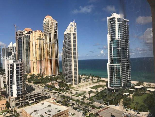 210 174th St #2415, Sunny Isles Beach, FL 33160 (MLS #A11101284) :: Berkshire Hathaway HomeServices EWM Realty