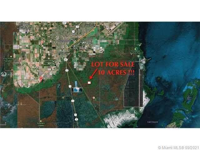 Sw 396Th St, Homestead, FL 33035 (MLS #A11101834) :: The MPH Team