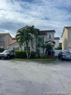 12682 NW 9th Trl, Miami, FL 33182 (MLS #A11101955) :: Berkshire Hathaway HomeServices EWM Realty