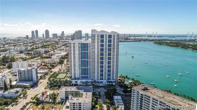 1330 West Ave #2010, Miami Beach, FL 33139 (MLS #A11102429) :: Green Realty Properties