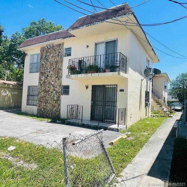 1520 SW 1st St, Miami, FL 33135 (MLS #A11102522) :: Green Realty Properties