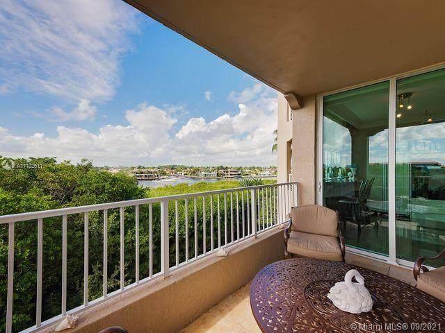 3720 S Ocean Blvd 301B, Highland Beach, FL 33487 (MLS #A11102611) :: Vigny Arduz | RE/MAX Advance Realty