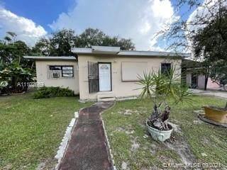 2100 NW 93rd St, Miami, FL 33147 (MLS #A11102669) :: Jo-Ann Forster Team