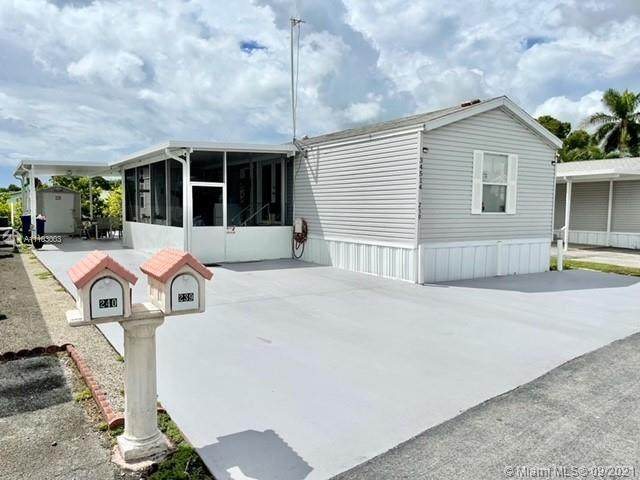 34514 SW 187 Court Lot#239, Homestead, FL 33034 (MLS #A11103003) :: Onepath Realty - The Luis Andrew Group