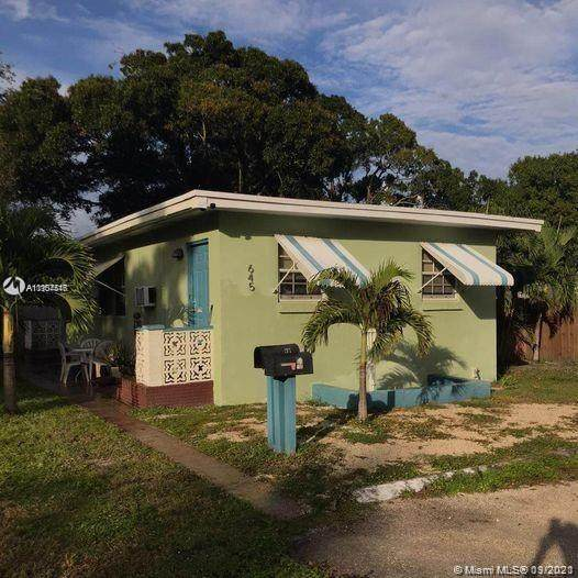 645 Ne, Fort Lauderdale, FL 33334 (MLS #A11104546) :: The Pearl Realty Group
