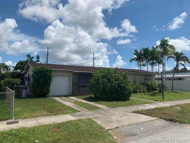 4615 SW 84th Ave, Miami, FL 33155 (MLS #A11106315) :: The Pearl Realty Group